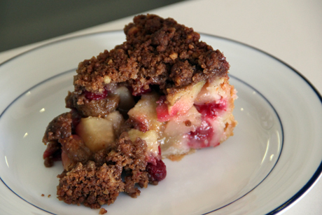 Thanksgiving Test: Deep-Dish Winter Fruit Pie | The Manly Housekeeper