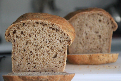 Guinness Rye Sandwich Bread | The Manly Housekeeper