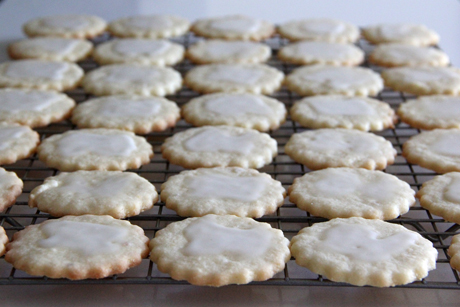 Chocolate Peppermint Sable Cookies (aka, Ninjabread Cookies) Recipes ...